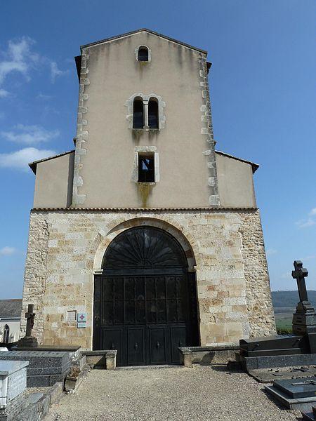 Bruley chapelle Saint-Martin