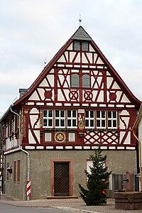 Buettelborn Altes Rathaus.jpg