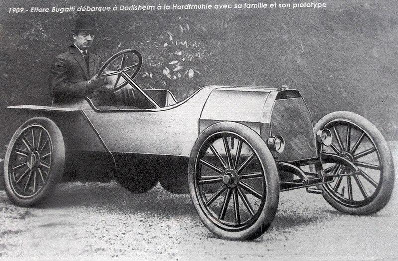 File:Bugatti Type 10 pilotée par Ettore Bugatti.jpg
