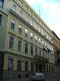 Българското посолство в Прага