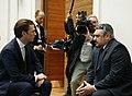 Bundesminister Sebastian Kurz trifft den Außenminister von Moldawien. Wien, 08.12.2017,.jpg