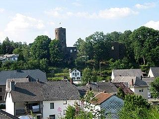 Burg-Reuland Municipality in German-speaking Community, Belgium