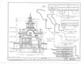 Burholme, Cottman and Central Avenues, Burholme Park, Philadelphia, Philadelphia County, PA HABS PA,51-PHILA,273- (sheet 10 of 10).png