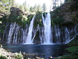Burney falls from below.JPG