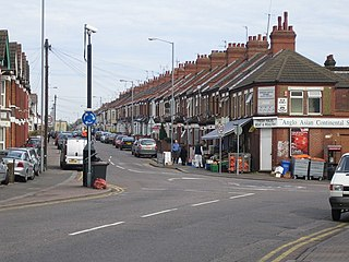 Bury Park Human settlement in England