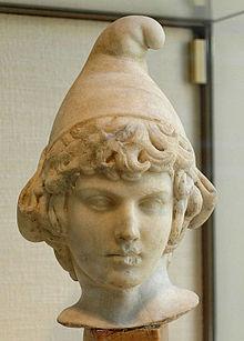 Busto de Atis con gorro frigio a1fc1605052