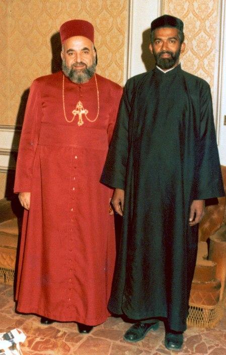 By Grace of God, Ignatius Zakka I Iwas