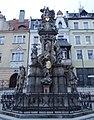 Bystrzyca Klodzka - morová statue z r. 1736 02.jpg