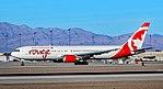 C-GSCA Air Canada Rouge Boeing 767-375(ER) s-n 25121 (38793241085).jpg