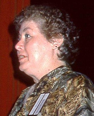 C. J. Cherryh bibliography - C. J. Cherryh at Norcon 12, Oslo, Norway, August 1994.