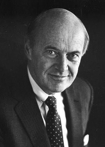 C. Peter McColough, Xerox Corp.