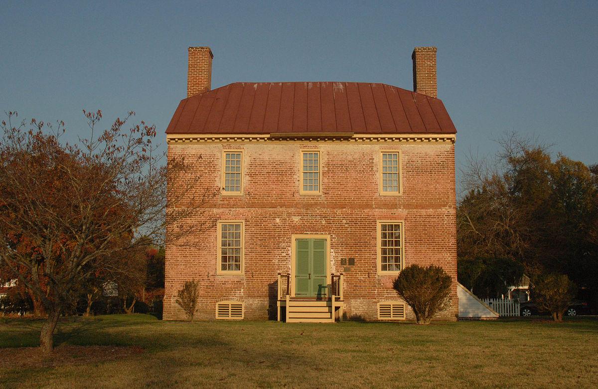 Cappahosic House Wikipedia