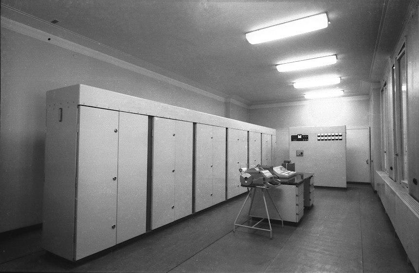 CER-10 computer, Tanjug 1963.