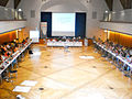 CISV Board of Trustees in session AIM 2010.jpg