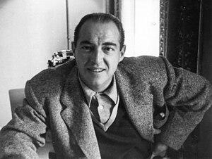 Charles Marquis Warren - Charles Marquis Warren in 1955