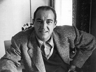 Charles Marquis Warren - Charles Marquis Warren, 1955