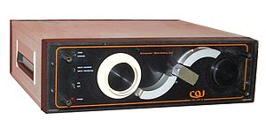 DECtape - COI LINC Tape II drive.