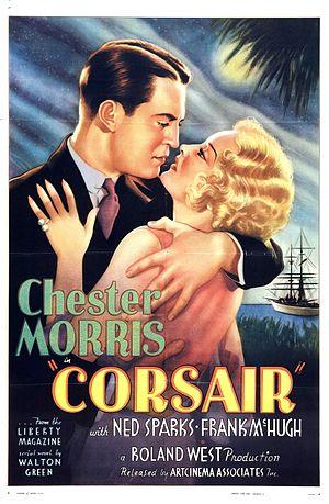 Corsair (film) - Film poster