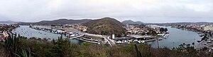 Cabo Frio - Image: Cabo Frio Bridge Panorama