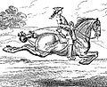 Cabriole, Ecole de cavalerie, La guérinière ed 1733.jpg
