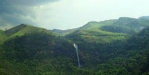 Sumidouro - Conde d'Eu Waterfall