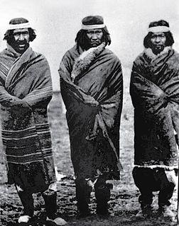 Tehuelche people ethnic group