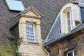 Caen 11 rue Saint Laurent lucarne datée 1624.JPG