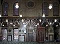 Cairo, moschea di al-ashraf barsey, interno 07 mihrab.JPG