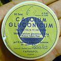 Calcium gluconicum, Farmapol Poznan, 1984.JPG