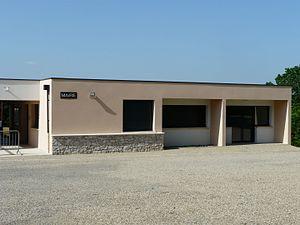 Calignac - The town hall in Calignac