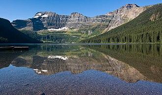 Forum Peak - Forum Peak in upper right, Mount Custer to left.