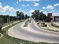 Camino de la Ribera Sur desde el puente La Noria.JPG