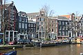 Canal in Amsterdam (26184639962).jpg