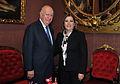 Canciller Eda Rivas se reunió con ex presidente de Chile Ricardo Lagos (14013627138).jpg