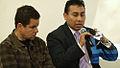 Canciller Patiño asiste a inauguración de exposición fotográfica de no videntes (5940201042).jpg