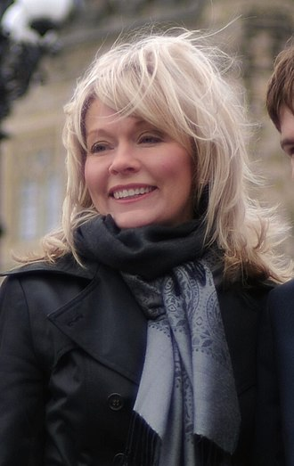 Opposition House Leader - Image: Candice Bergen 2014