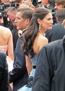Bianca Balti al Festival di Cannes 2016 per la première di Cafe Society