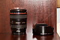 Canon EF 24-105mm F4L IS USM lens and Canon Lens Hood EW-83H.jpg