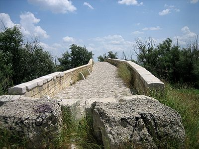 Roman Bridge  - Canosa
