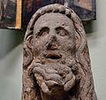 Cap d'apòstol amb barba, museu catedralici i diocesà (València).JPG