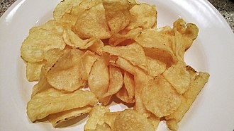 Potato chip - Kettle-cooked chips