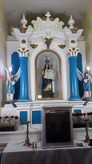 capela de nossa senhora da penha joao pessoa wikipedia enciclopedia livre
