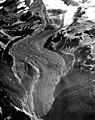 Carbon Glacier, Valley Rock Glacier terminus, October 1, 1958 (GLACIERS 1641).jpg