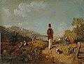 Carl Spitzweg - Der Hagestolz - 1830 - Österreichische Galerie Belvedere.jpg