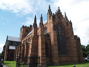 Dean of Carlisle - Carlisle Cathedral