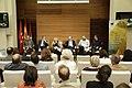 Carmena presenta el 'Foro Mundial sobre Violencias Urbanas y Educación para la Convivencia y la Paz' (02).jpg