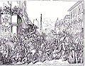 Carnaval de Rome, via del Corso, 1836.JPG