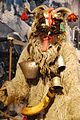 Carnival fancy dress - hemp jacket, Maramures Village Museum - Part of ethnographic exhibition.jpg