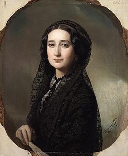 Carolina Coronado Spanish writer