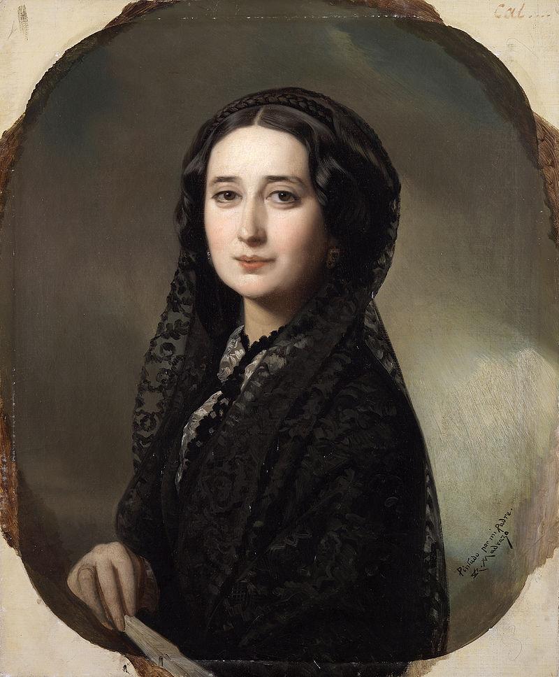 Каролина Коронадо, Федерико де Мадрасо